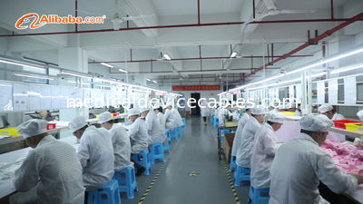 Shenzhen Teveik Technology Co., Ltd. fabriek productielijn